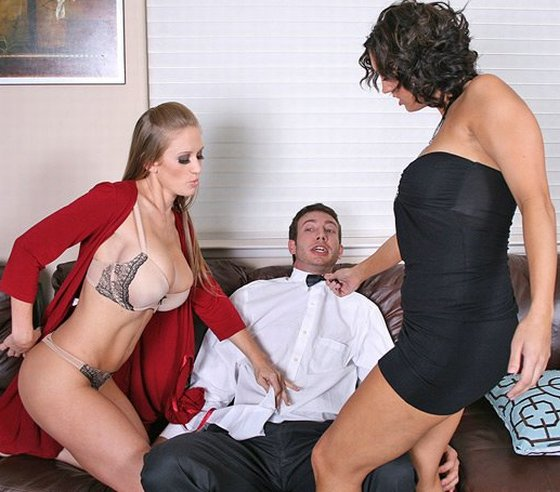 milf threesome