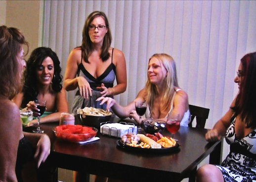 milf webcam party