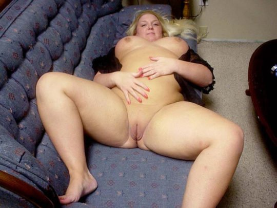 Fat naked woman lesbian